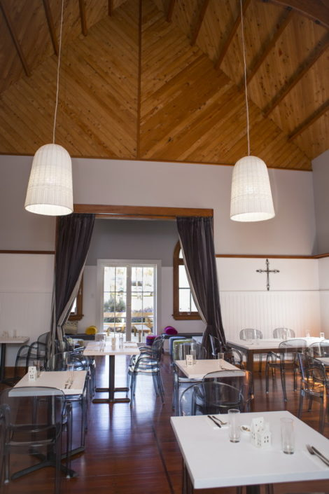 The Church Bistro Hahei NZ